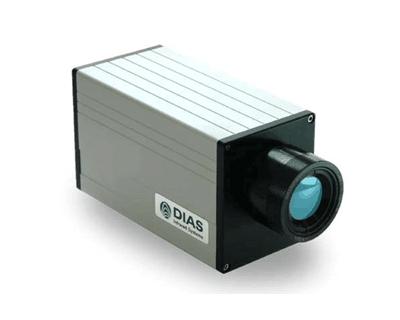 超薄玻璃专用型红外扫描热像仪 PYROLINE 256U compact , 150~800°C