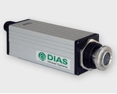 DPE10MF透过火焰测温的红外测温仪 , 50-2500°C