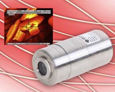 中价、圆形、双色红外测温仪DSR54N , DSR54NV