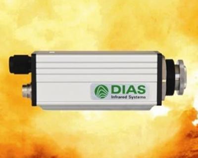 带颗粒的火焰测温用红外测温仪DSR10NF