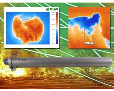 智能制造:PYROINC380LF燃烧室红外热像监控系统