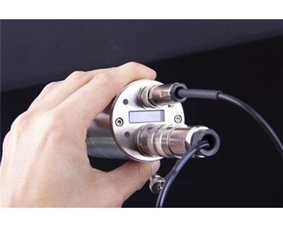 DSR55N电动调焦双色红外测温仪, 500~3000°C