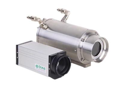 多镜头短波高温红外热像仪PV512N , 600~3000°C , 既适合大目标 , 又适合小目标