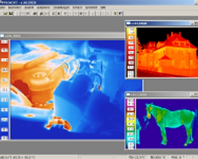 DIAS红外热成像仪用软件PYROSOFT Basic