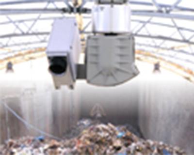 DIAS红外热成像仪火焰检测应用, Fire detection , FDS