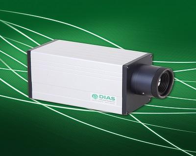电弧焊焊接测温成像 , 短波红外热像仪 PYROVIEW 512N compact+