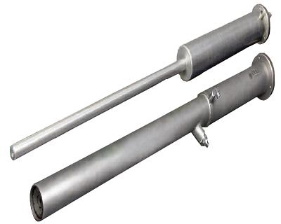 低温燃烧室短波红外热像测温系统PYROINC 320N endoscope , 400~1200°C