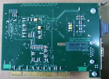 SBK-BM光纤通信接口板