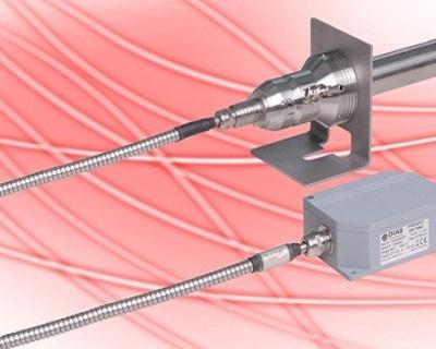 DSF34NG玻璃窑炉玻璃液红外测温仪