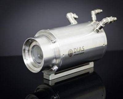PYROLINE HS320N protection , 2000Hz , 短波低温红外扫描热像仪