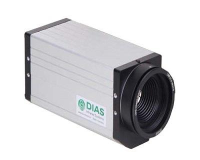 PYROLINE HS320N compact+ , 2000Hz , 短波低温红外扫描热像仪
